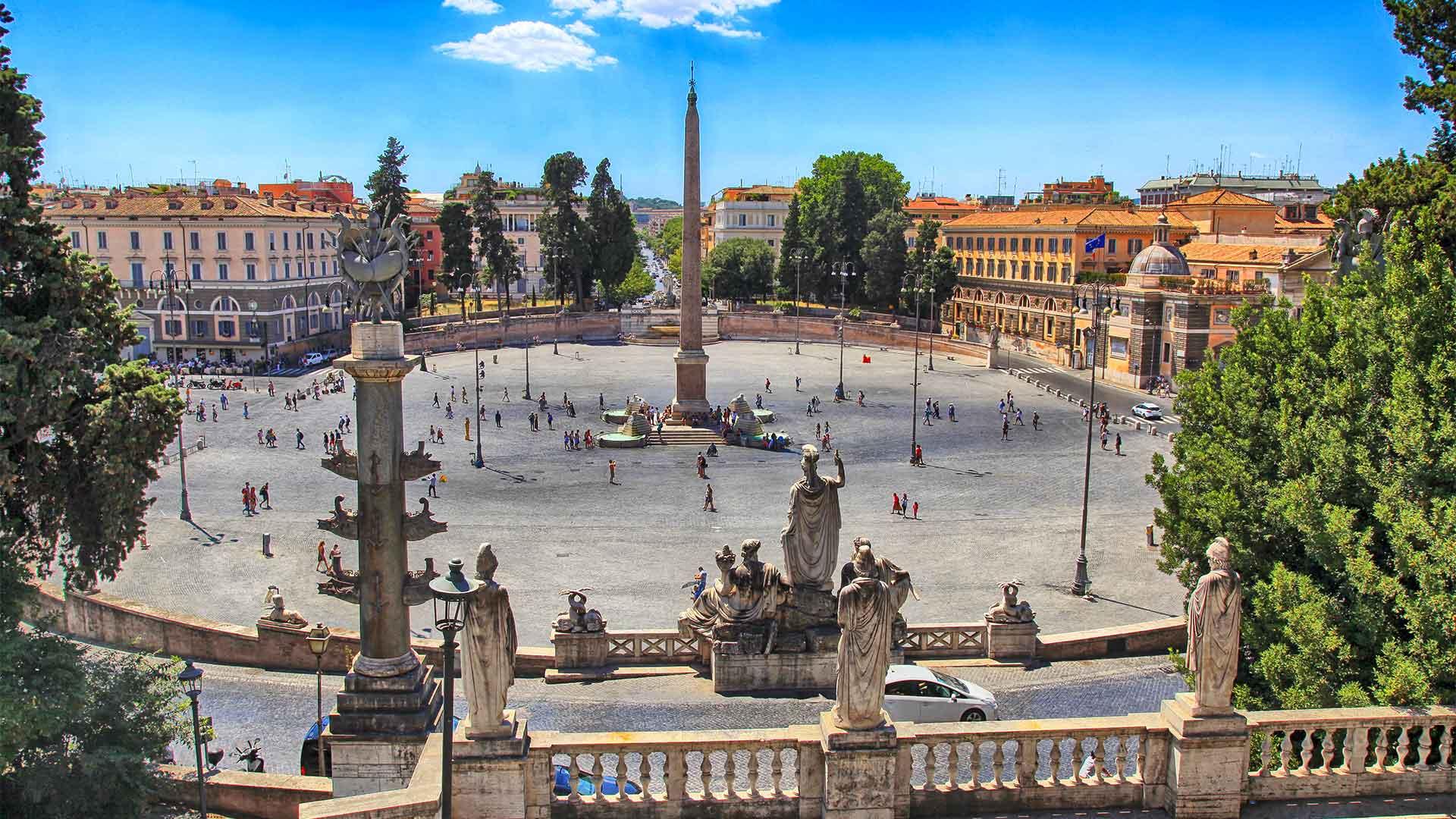 «Fantastico soggiorno al centro di Roma»